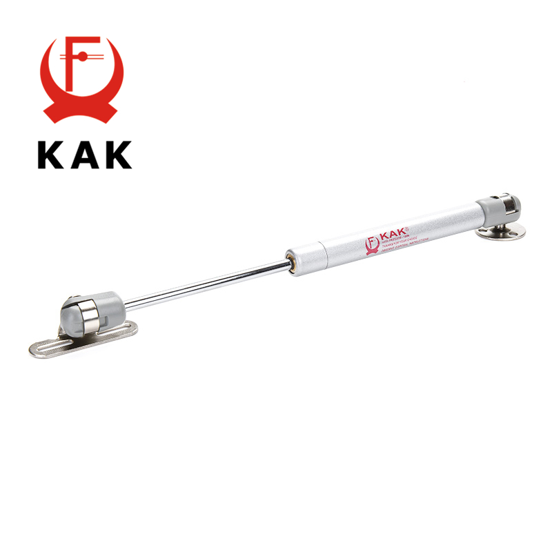 KAK 60N / 6kg Copper Force Door Lift Support Gas Hydraulic Spring Hinge Cabinet Door Kitchen Cupboard Hinges Furniture Hardware