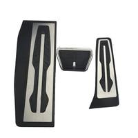 AT Brake Accelerator Foot Gas Plate Pedal Parts For BMW f07 f10 f11 f18 e53 e60 e61 g30 g31 520 525 528 530 535 2009 2015