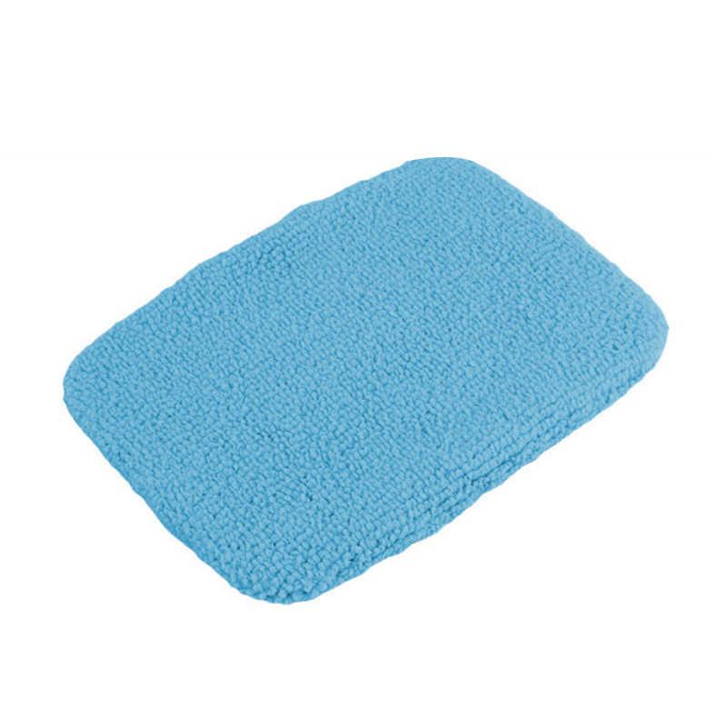 1x Araba Styling Mikrofiber Cam Kolay Temizleyici Pencere Temizleme Ev Veya Araba Temizleme Araçları Araba Güzellik Aracı Fırça kumaş