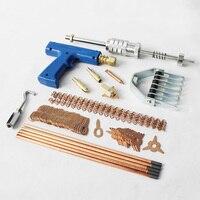 Автомобильные Инструменты для ремонта кузова ручные инструменты dent puller kit dent remover spotter stud welder сварочная система удаления вмятин тяговые коль