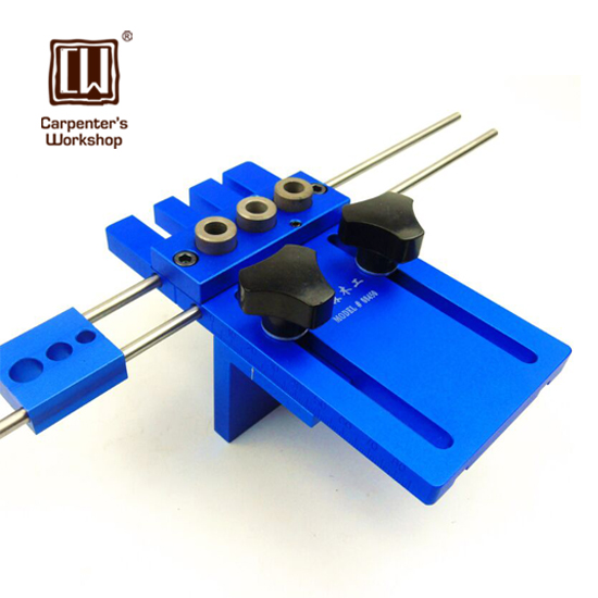 Woodworking Drilling Positioning Fixture
