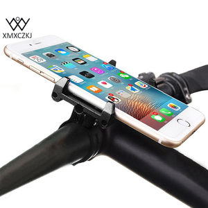 XMXCZKJ Bike Phone Holder For Your Mobile Phone For Universal Phone Mount 3.5-5.5 inch Cellphone Holder Universal Adjustable