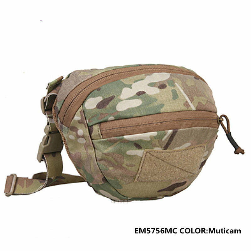 2019 New Hunting Bags Maka Style Airsoft Messenger Bag 500D Nylon MultiCam for Airsoftsports Paintball Combat