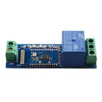 12 В 5 в Bluetooth релейный модуль Bluetooth пульт дистанционного управления Переключатель IOT Bluetooth модуль 12 В телефонное реле