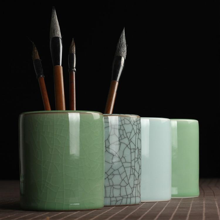 Popular Ceramic Pencil Holder-Buy Cheap Ceramic Pencil ...