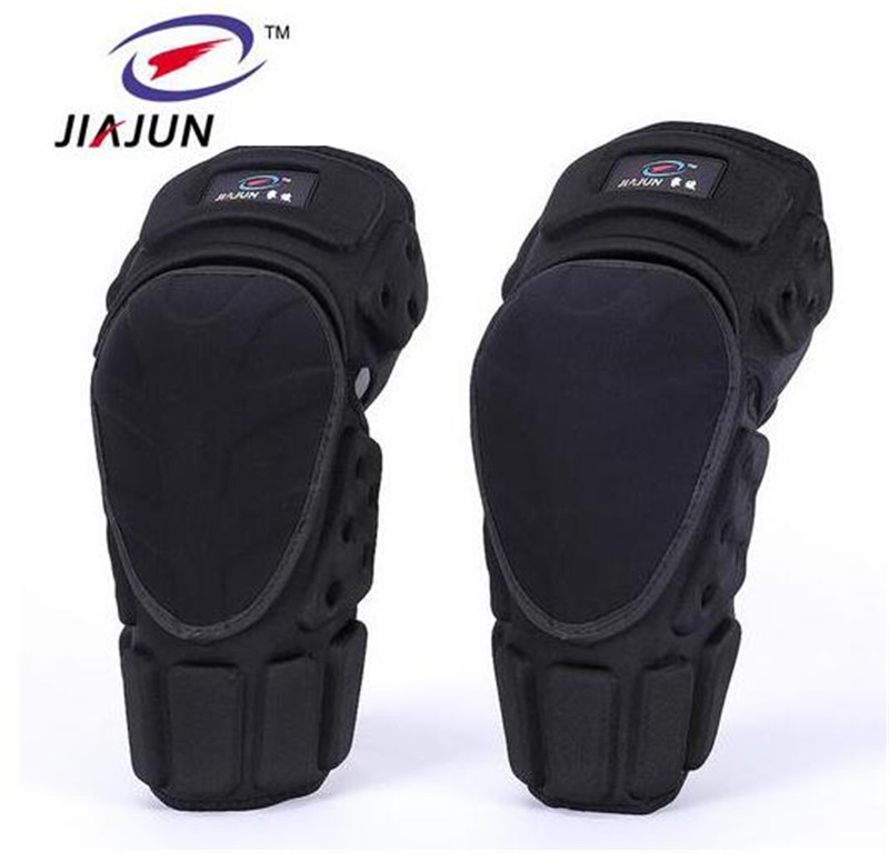 JIAJUN Motorcycle Knee Protector Pads Skiing MTB Snowboarding Protective Knee Brace Support Bicycle Protective wesing muay thai boxing training kickboxing knee support brace mma shin instep guard knee pads protective