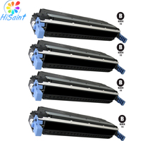 Remanufactured Replacement For HP 503A Toner Cartridge Set 4Black Q6470A For HP Color LaserJet 3600 3600DN