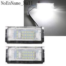 Лампы белые для номерного знака bmw e46 4d 5d 323i 325i 328i