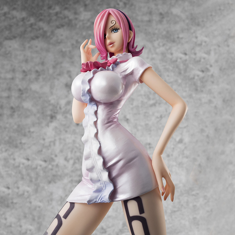 NEW hot 18cm One Piece sexy Vinsmoke Reiju 66 Action figure toys doll collection Christmas gift no box new hot 23cm naruto haruno sakura action figure toys collection christmas gift doll no box