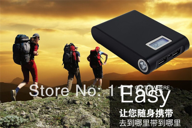 bateria portable external battery power bank 12000mah for smartphone Aplle extra battery pack for iphone 4 recharger