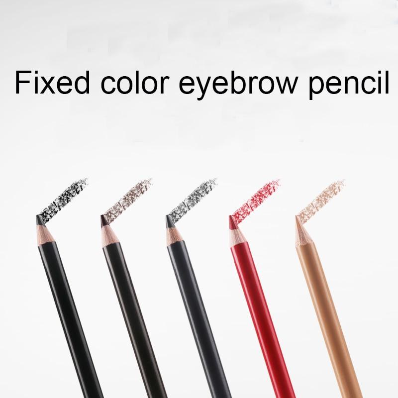 Crayon à sourcils permanent pour femme