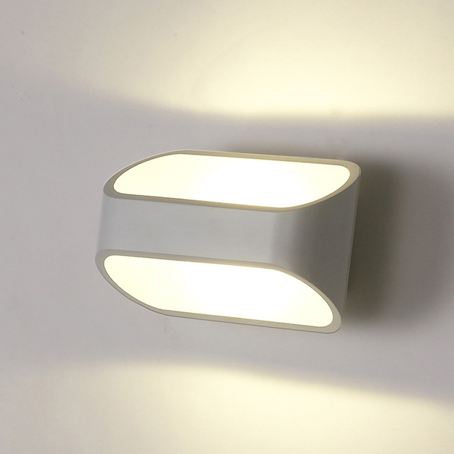 Modern 3 W Led Wall Lights Bed Dining Living Room Lamps Bathroom Bedside Light