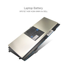 14.8V 64Wh 4.2Ah 0HTR7 Laptop Li-polymer Battery for Dell XPS15Z 075WY2 075WY2 0NMV5C 75WY2 NMV5C Tablet Batteries