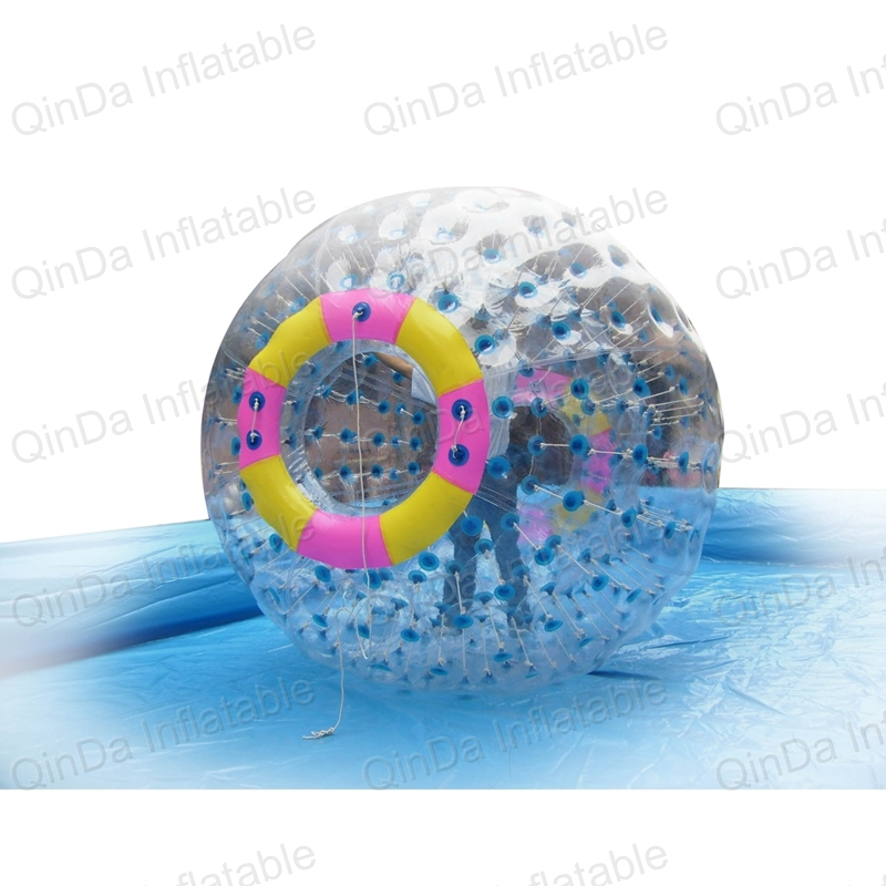 Cheap inflatable ball person roll inside inflatable clear zorbing ball inflatable water zorb balls for sale inflatable water spoon outdoor game water ball summer water spray beach ball lawn playing ball children s toy ball