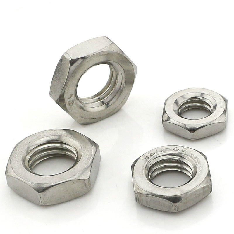 M4 M12 HEX STAINLESS STEEL FLANGE NUT METRIC A2//304 STAINLESS VARIOUS QTY/'S.