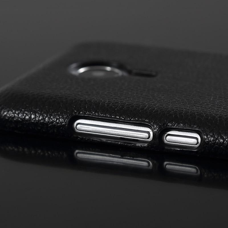 FERISING Meizu MX5 Fodral Lyxigt 100% äkta äkta skinnskydd för - Reservdelar och tillbehör för mobiltelefoner - Foto 3