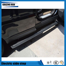 цена на Hot sale aluminium alloy side step running board Electric pedal for Range Rover sport 2014 - 2016