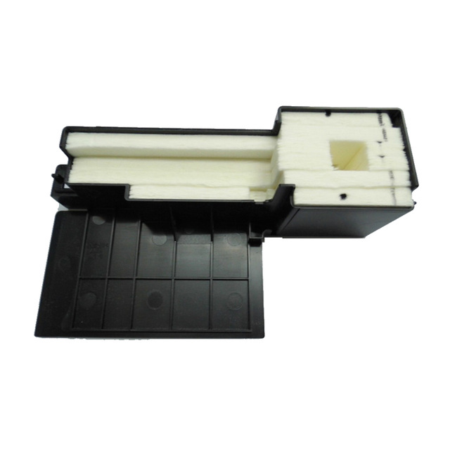 Original & New Waste Ink Tank Waste Ink Pad for Epson L111 L110 L210 L211 ME10 ME101 ME303 ME401 Maintenance Ink Tank