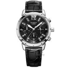 Casio Watches Sheen Series Fashion Women's Watches SHN-5010L-1A SHN-5010L-4A SHN-5010L-4A2 SHN-5010L-7A SHN-5012D-1A