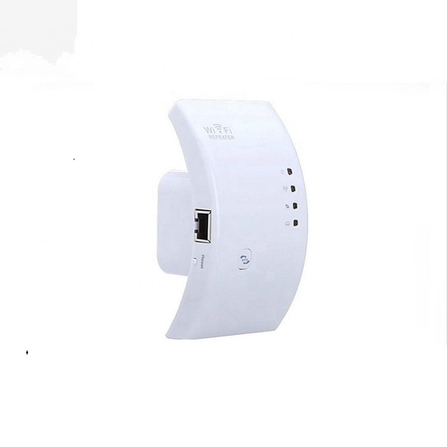 New Hot Selling 300M Wifi Adapter Repeater 2.4G Router Network  Long Range Wifi Booster