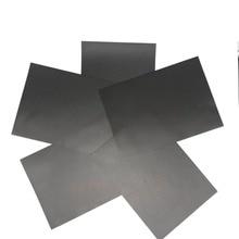 1/3/5/10 шт Магнитный Лист A4 Гибкая Магнитная прокладка резиновая магнитная лента толщина 0,5 мм