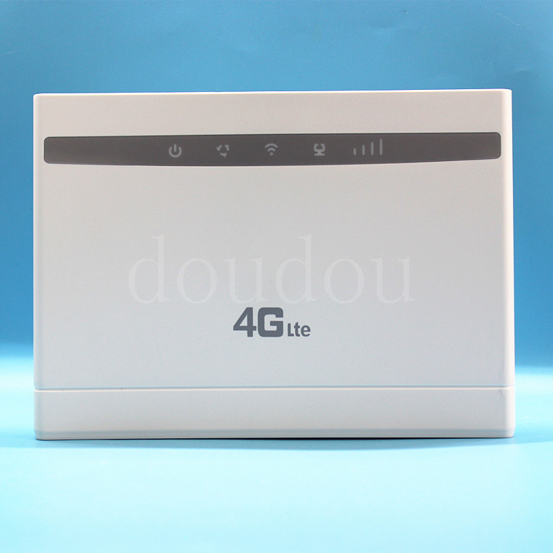 Unlocked 4G OEM Wireless Router 4G LTE 300Mbps CPE WIFI ROUTER Modem With Sim Card Slot PK B310,B315,B593,B525,E5186