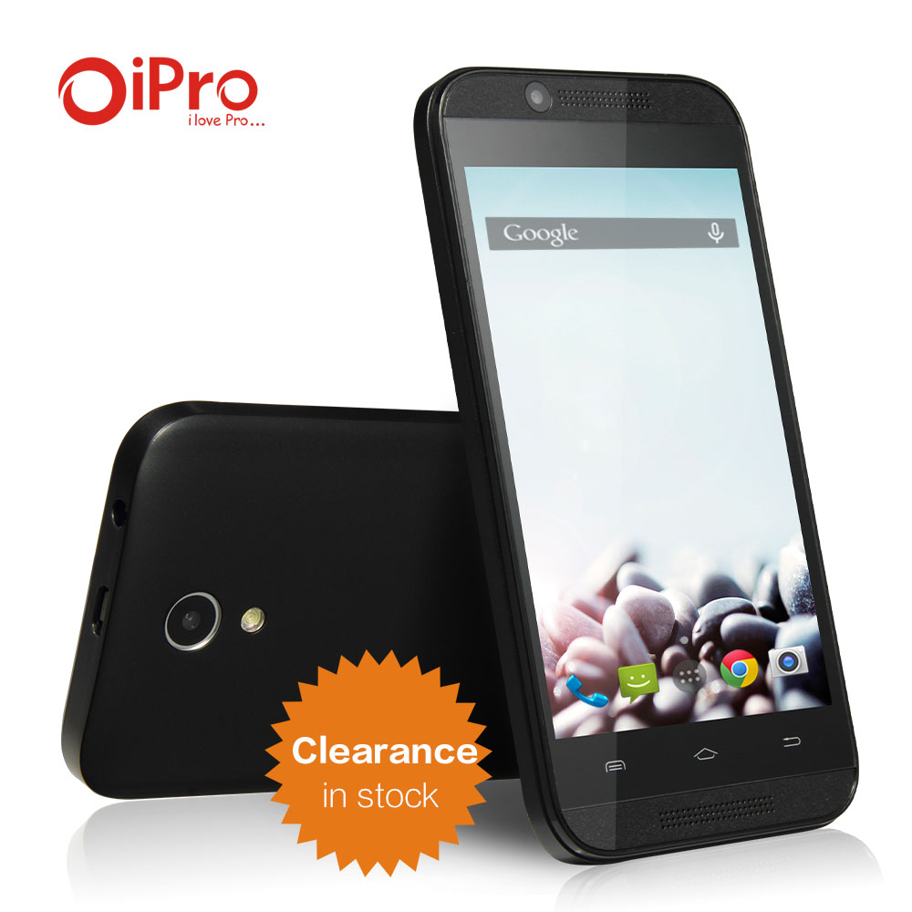 Original Ipro MTK6572 4 0 Inch 3G WCDMA Smartphone Celular Android 4 4 Unlocked Mobile Phone