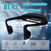 Multifunctional Bone Condition Headphone Waterproof Bluetooth 4 1 Earphone Sport Wireless Headset Portable With Microphone