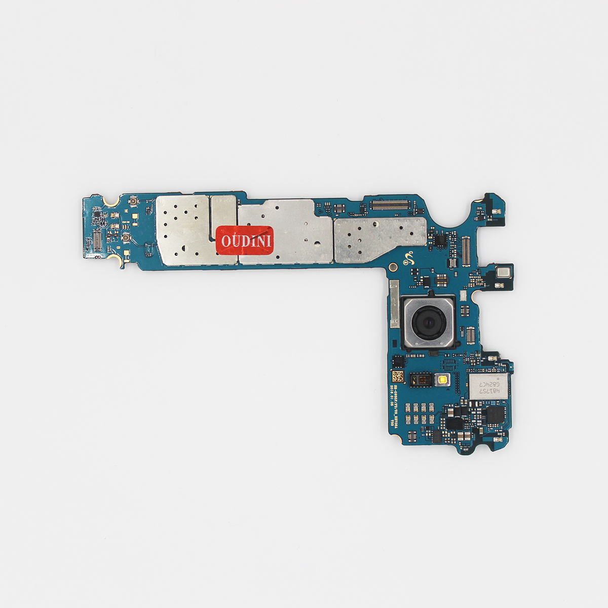 100 % UNLOCKED 32GB  For Samsung s7 EGDE Mainboard Original For Samsung s7 G935FD Motherboard test is work Dual Simcard