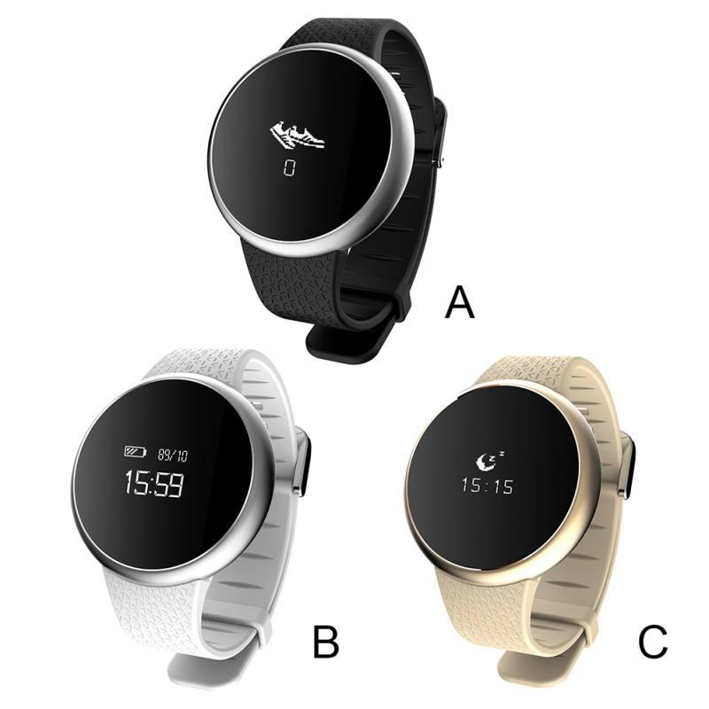 0.66 OLED Heart Rate Blood Oxygenation Fatigue Monitoring Waterproof Fast Charging Smart Bracelet Bluetooth4.0 Smart Wristband0.66 OLED Heart Rate Blood Oxygenation Fatigue Monitoring Waterproof Fast Charging Smart Bracelet Bluetooth4.0 Smart Wristband
