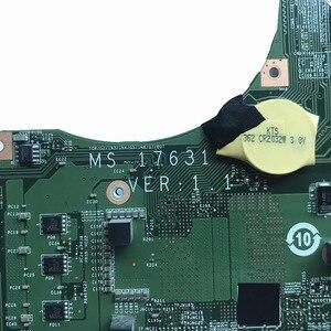 Reboto для MSI GT70 MS-1763 материнская плата для ноутбука MS-17631 VER: 1,1 PGA947 поддержка i7 процессор Материнская плата 100% тестирование Быстрая доставка
