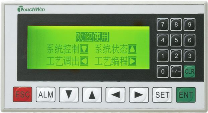OP320-A:3.7 Operate Panel HMI OP320-A 192x64 Adjustable brightness Yellow Green STN OP Text Display with OP cable,FAST SHIPPING dhl ems 1pc uling d200m series frequency display panel 08 op 130a a2