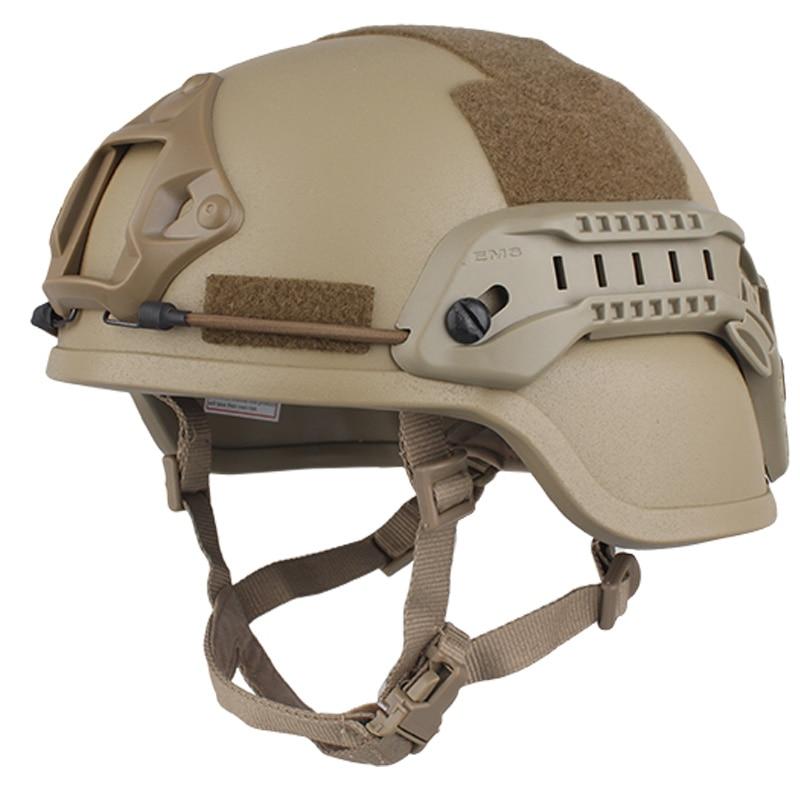 2019 Capacete Universal Tactical Helmet for Airsoft Cycling Cs Air Pistol Sport Helmet Ach Mich 2000