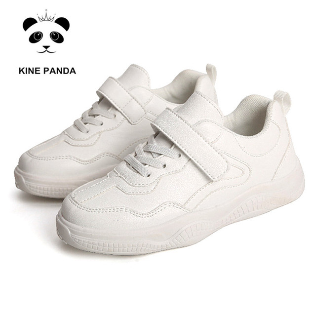 KINE PANDA Kindergarten Kids Casual Sneakers Child Girls Boys Trainers Little Girl Boy Sport Running Shoes 3 5 7 9 11 Years Old
