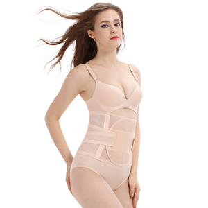 Image 3 - הרזיה חגורת slim tummi shaper מחוך דוגמנות רצועת מותניים ומעצב מחוך לנשים חגורות bodi shaper דק מותניים בטן shaper
