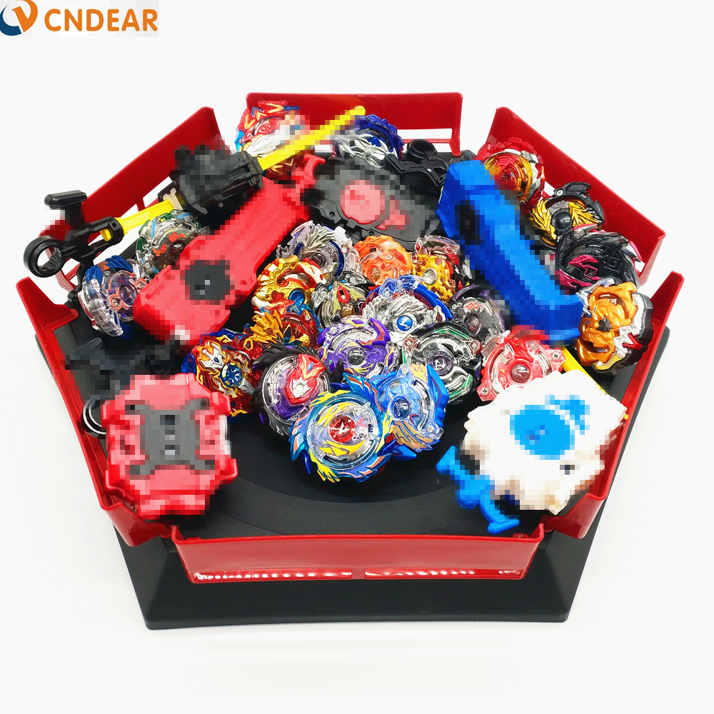 All Models Beyblade Burst Toys With Launcher Starter and Arena Bayblade Metal Fusion God Spinning Top Bey Blade Blades Toys