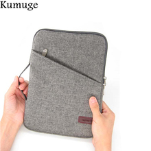 купить For Lenovo Tab 4 10 TB-X304L TB-X304F Case Shockproof Tablet Sleeve Pouch Bag for Lenovo Tab 4 10 TB-X304N 10.1 inch Cover Shell недорого
