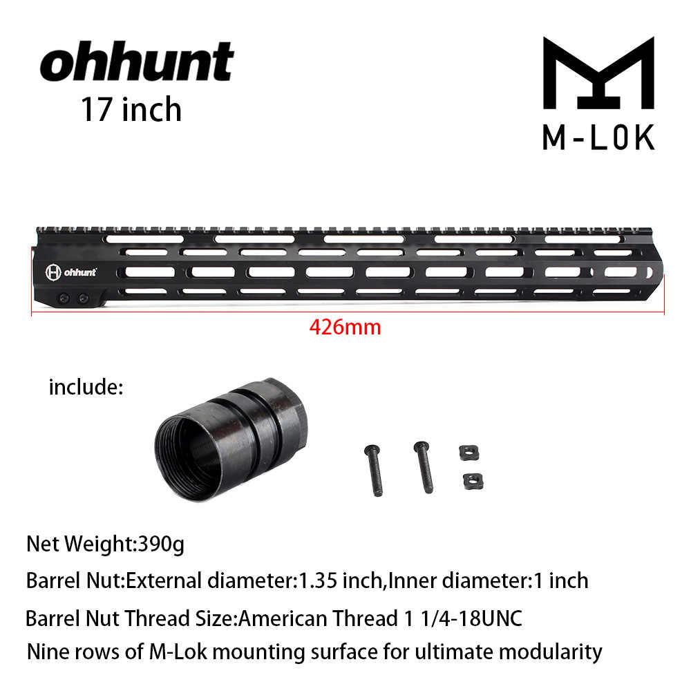 ohhunt Tactical M-LOK Handguard Rail 7