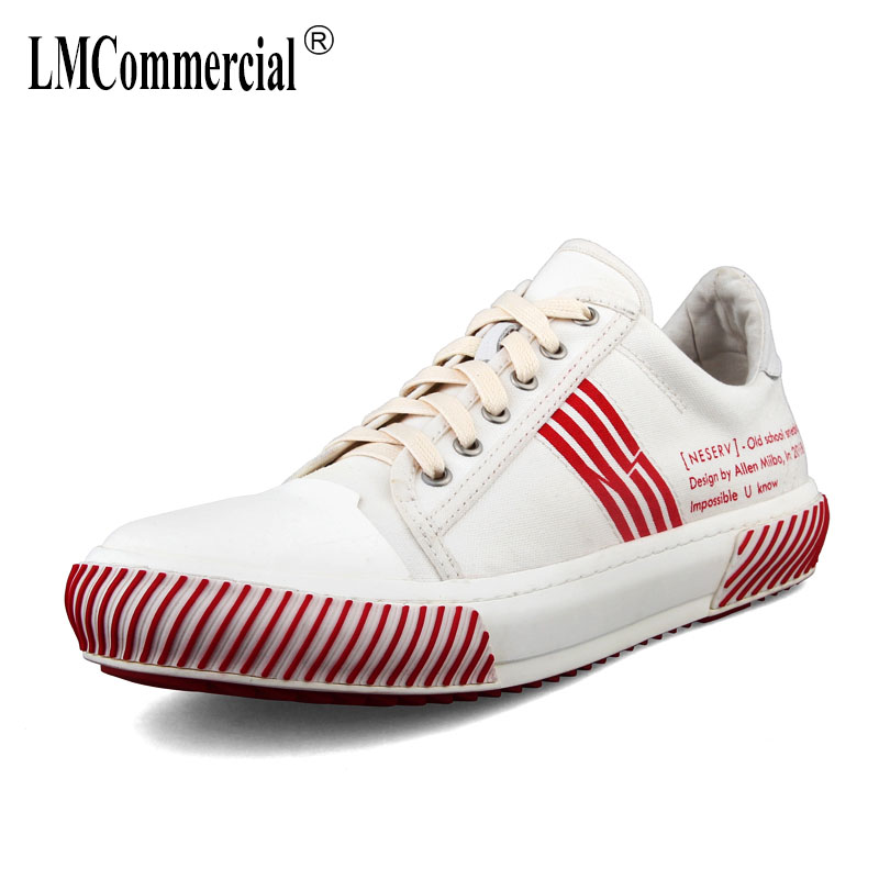 2018 new canvas shoes men's spring autumn summer British retro men shoes all-match cowhide breathable sneaker men casual shoes 2017 new autumn winter british retro zipper leather shoes breathable sneaker fashion boots men casual shoes handmade