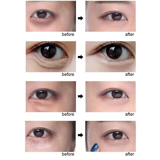 LAIKOU 20g Dag Nacht Oogcrème Verpleging Elastische Crèmes Voorkomen Hydraterende Anti-Aging Glad Reparatie Droge Huid Make-Up