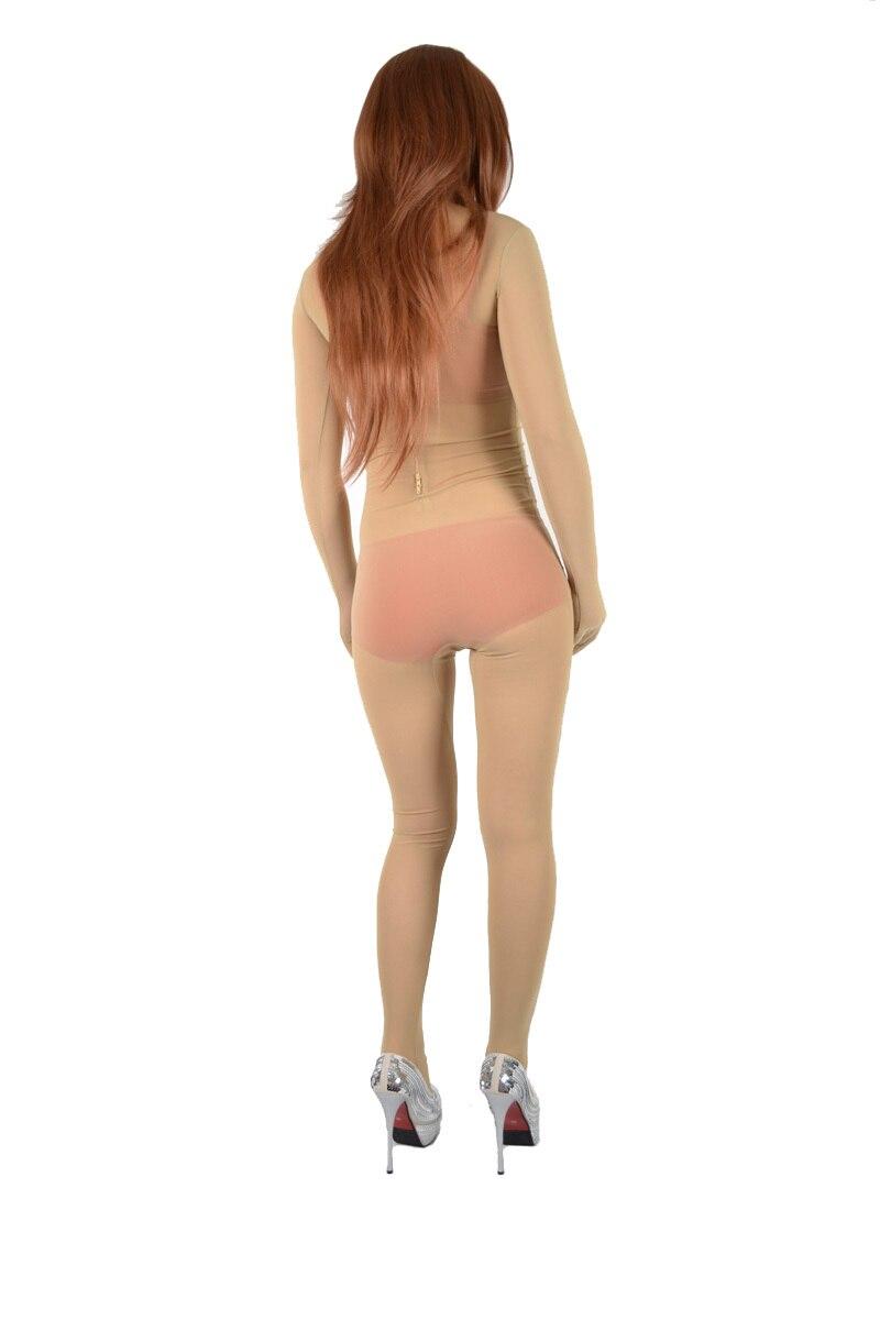 betterparty прозрачные телесного цвета зентаи спандекс сетка всего тела костюм из лайкры вторая кожа плотно наряд
