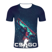 Hot Game 3D T Shirt Men Women Counter Strike Global Offensive CSGO Casual Short Sleeve Cool Tshirt Funny Tees Anime clothing(China)