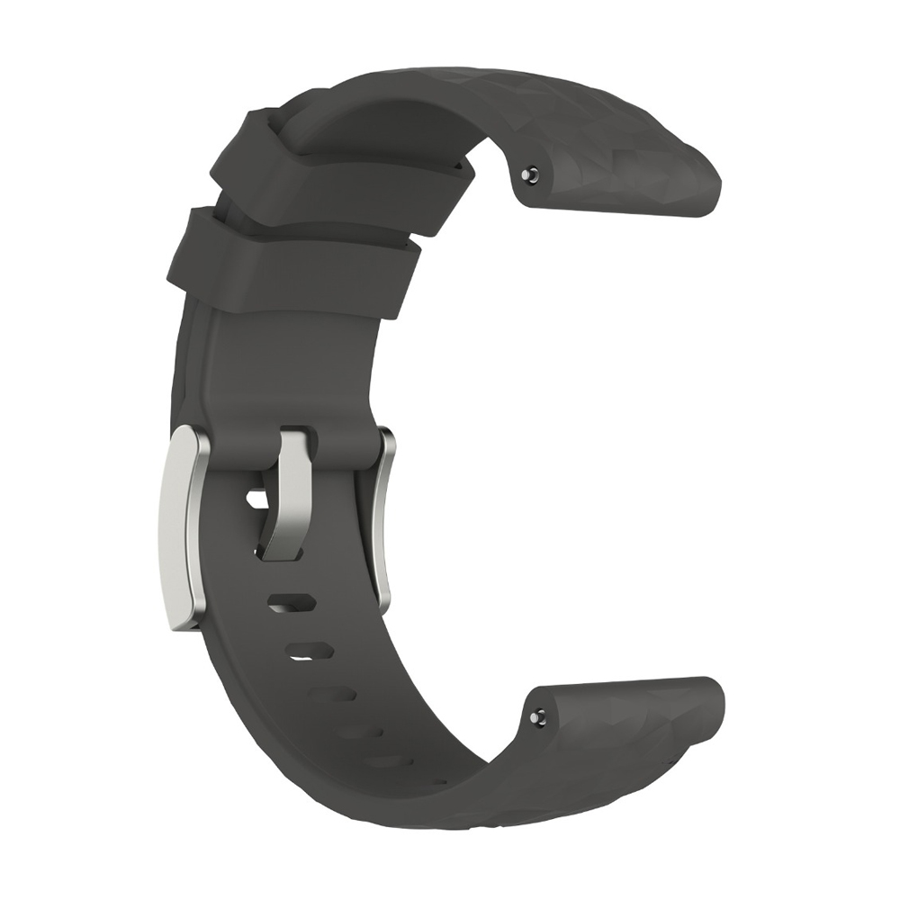 Silicone Watchband for SUUNTO 9 and Suunto Spartan Sport Wrist HR Baro Smart Watch Watchbands Wrist Strap Replacement in Smart Accessories from Consumer Electronics