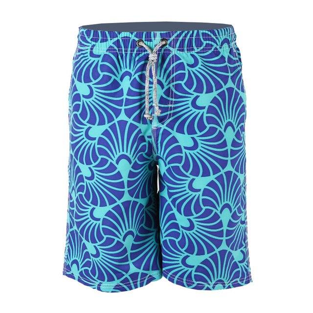 2016 Summer Quick Dry Badeshorts Herren Loose Trendy Board Shorts Men