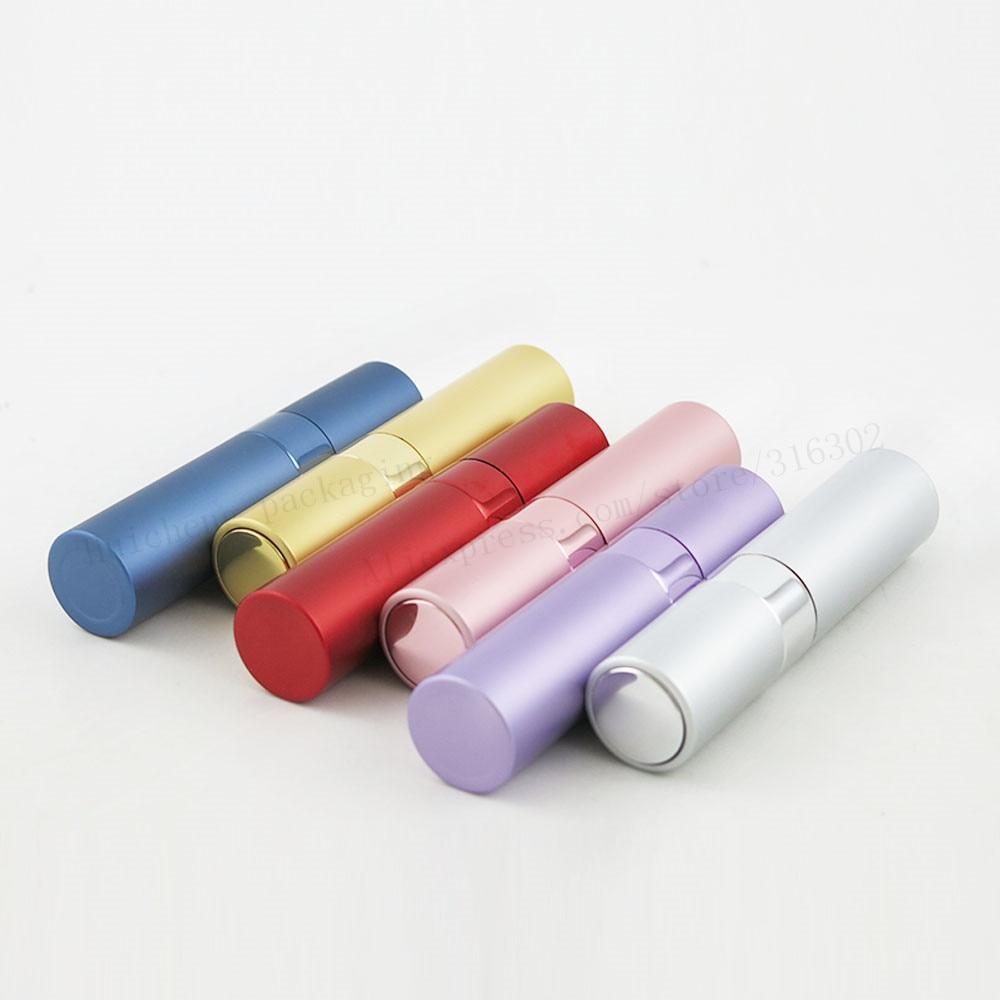 200 x 10 ml Twist Topkwaliteit draagbaar voor reizen aluminium - Huidverzorgingstools - Foto 5