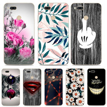 5.5 Xiaomi MI A1 5X Case Soft TPU Painted Silicone Phone Cases Mi Ultra Thin Transparent Cover for A 1