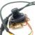 2MP 1920*1080 CCTV AHD 1080 P mini Câmera de visão noturna módulo 1/2.7 2000TVL 2.8mm grande-angular de 120 graus da câmera de vigilância