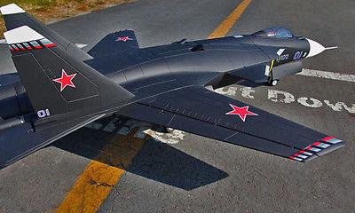 цена на Scale Skyflight Twin Metal 70 EDF 1.5M RC SU47 Berkut ARF/PNP Jet Plane Model W/ Motor Servos ESC W/O Battery