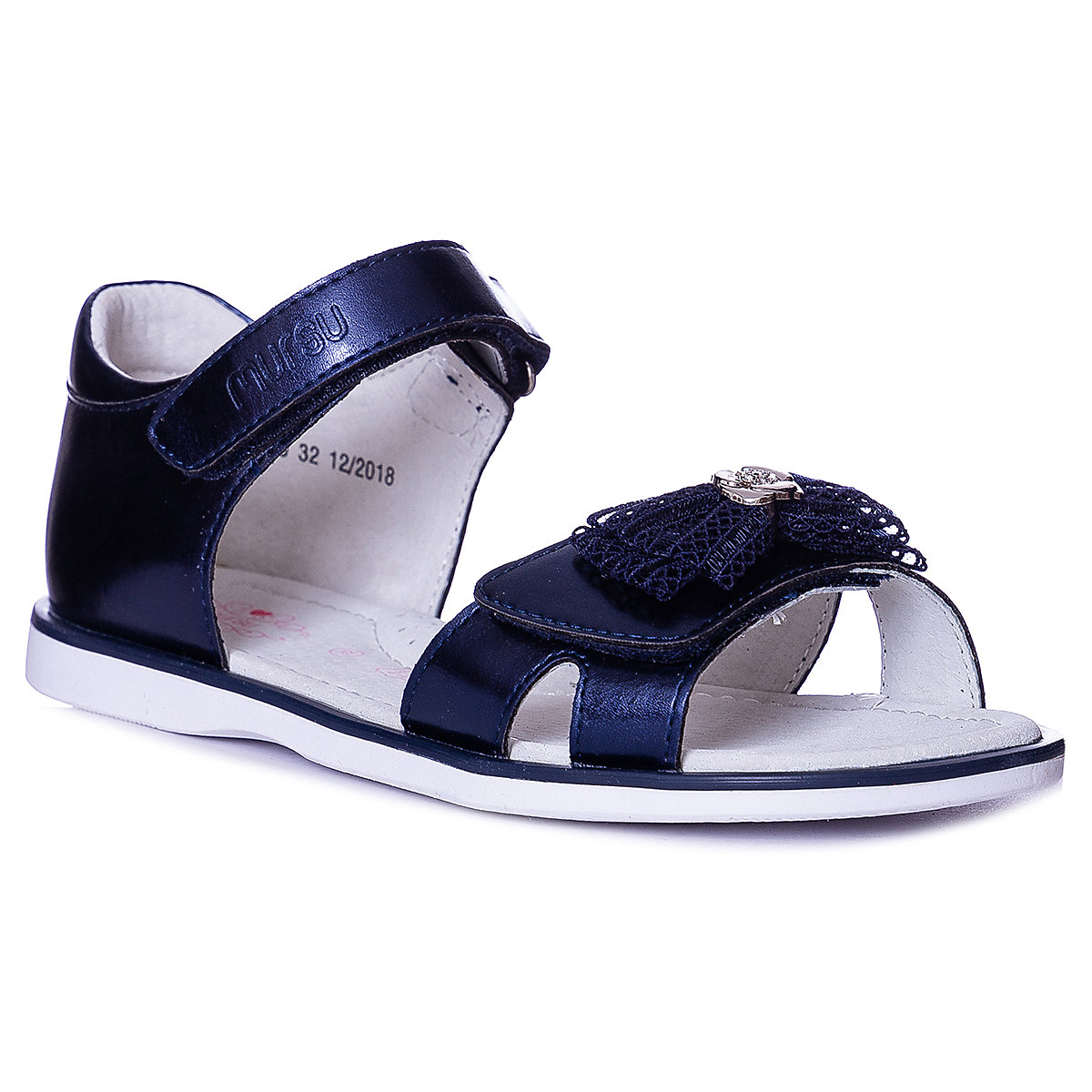 MURSU Sandals 10612143 children's shoes comfortable and light girls and boys sandals adidas af3921 sports and entertainment for boys