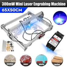300mW 405nm Focusable Blue Violet Laser Module DIY Mini Desktop Laser Head Engraving Module For Engraver Printer/Cutter Machine(China)